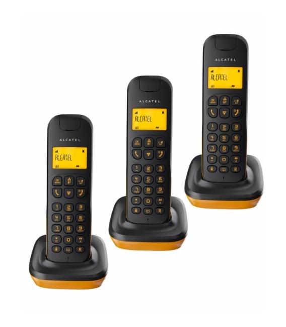 Teléfono inalámbrico ALCATEL TRIO D135