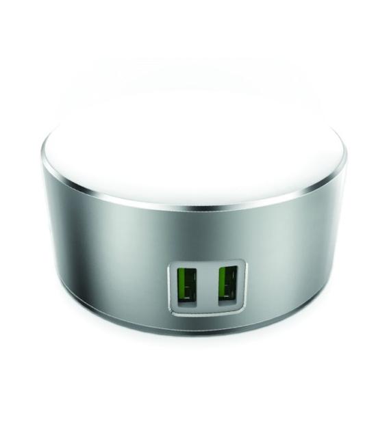 CARGADOR USB DB 2,4A