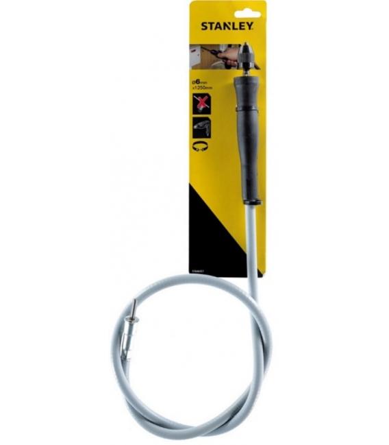 Eje flexible para taladro 1300mm STANLEY