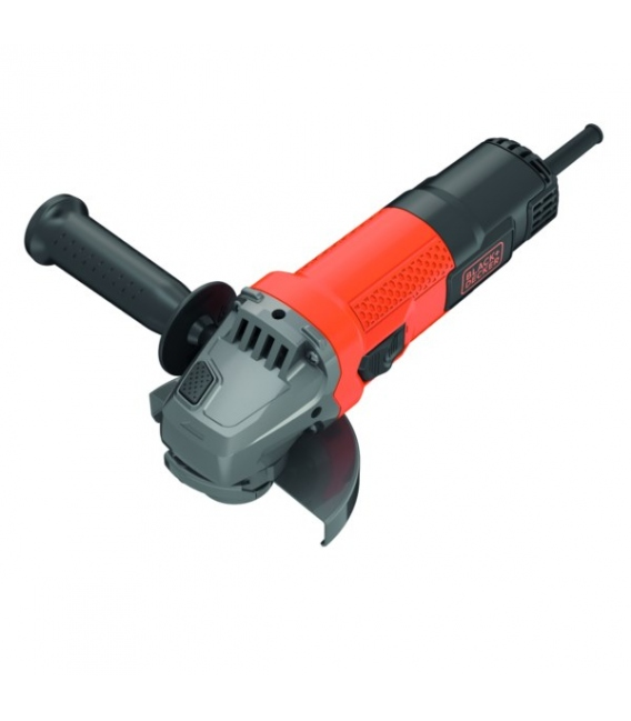 Amoladora bricolage 115 mm 750W. BLACK+DECKER