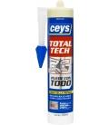 Adhesivo sellador 290ml Beige CEYS Total Tech