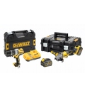 Taladro percutor 18V Kit XR FLEXVOLT DEWALT