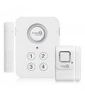 Alarma Inalámbrica 3 Sensores + Teclado. HOME GUARD