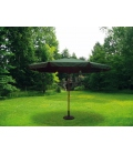 Parasol jardín 3,5mts aluminio NATUUR