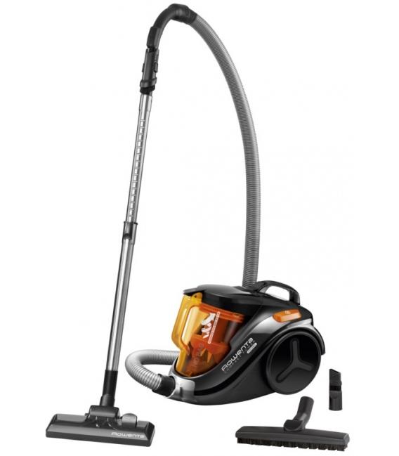 Aspiradora Compact Power Cyclonic RO3753EA . Sin bolsa negro/naranja. ROWENTA