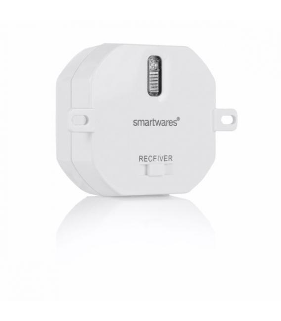 Interruptor con receptor blanco.  SMARTWARES