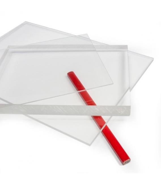 Metacrilato Transparente 5mm 1000x600mm. QM