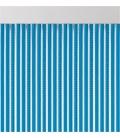 Cortina puerta 90x210cm azul ACUDAM