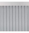 Cortina puerta 90x210cm Negra ACUDAM