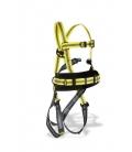 Arnes Seguridad Dorsal/Frontal Cinturón Steeltec-1. STEELPRO