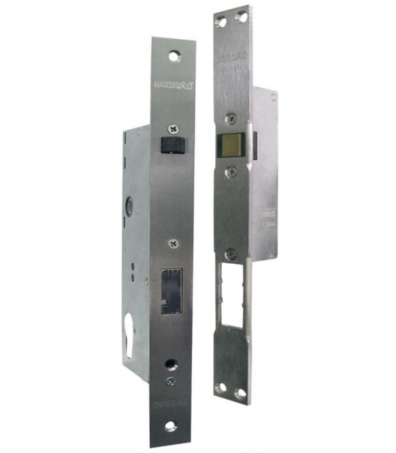 Cerradura eléctrica 60/85mm DORCAS