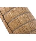 Brezo marrón sintético 1,5x5mts NATUUR