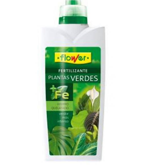 ABONO LIQ PLANTAS VERDES 1 LT