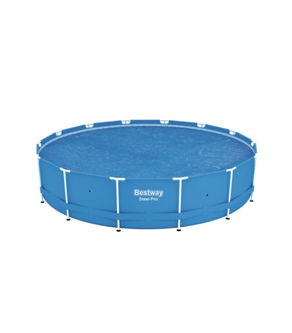 Cobertor piscina circular 427cm FS/SP. BESTWAY