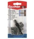 Taco autoperforante pladur 50 piezas FISCHER