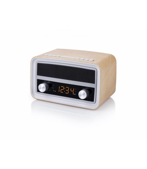 Radio USB FM retro con bluetooth AUDIOSONIC