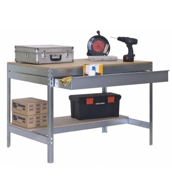 Banco de trabajo KIT SIMONWORK BT0 BOX 900 GALVA-MADERA
