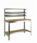 Banco de trabajo KIT SIMONWORK BT1 900 galvanizada/madera. SIMONRACK