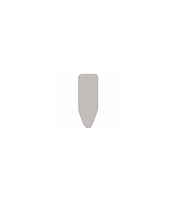 FUNDA TABLA PLANCHAR 130x48 cm ALG topos
