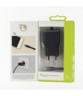 CARGADOR PARED MICRO USB 1A 1MT