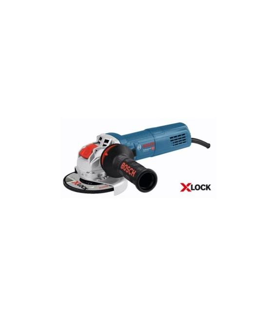 Amoladura profesional 900W BOSCH X-LOCK GWX 9-1