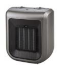 Calefactor Eléctrico 200x130x230mm Cerámico  Gris Vertical. S&P