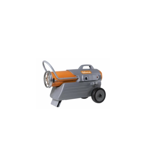 Generador parafina diesel 41,5x93,7x61cm QLIMA DFA 4100