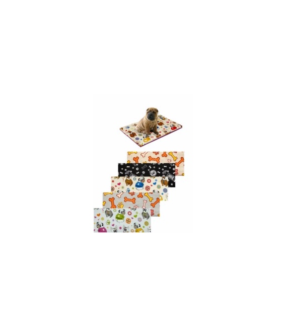 Cama mascota 80x120x10cm TEPLAS