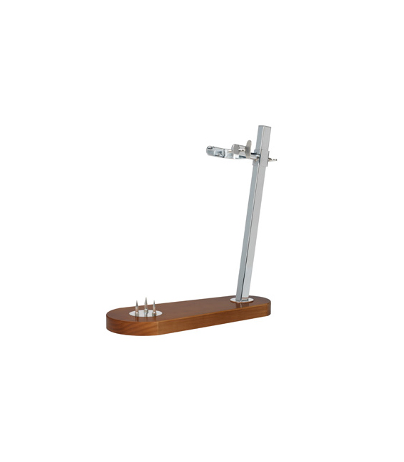 Jamonero vertical 45x187 140x48,5mm madera. BUARFE