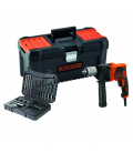 Taladro percutor 13mm BLACK&DECKER