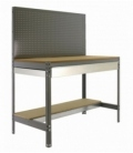 Banco de trabajo KIT SIMONWORK BT2 BOX 900 GRIS/MADERA