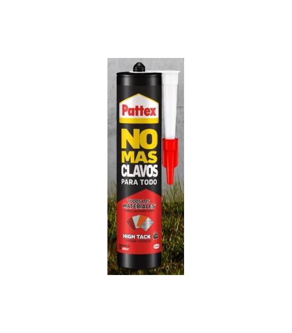Adhesivo montaje No + Clavos PATTEX