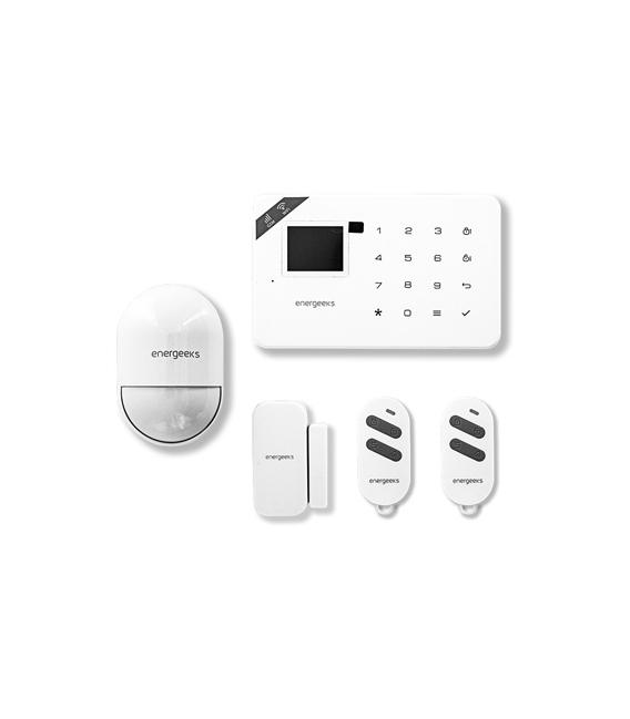 Sistema alarma wifi ENERGEEKS EG-AWG001