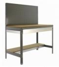 Banco de trabajo KIT SIMONWORK BT2 BOX 1500 GRIS/MADERA