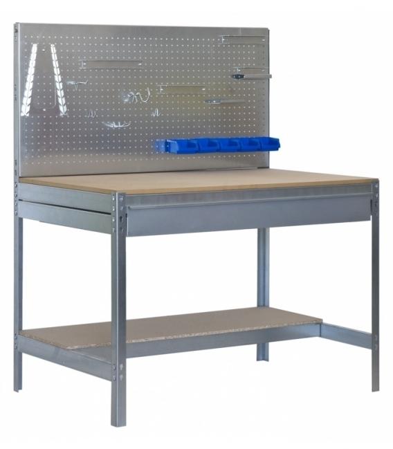 Banco de trabajo KIT SIMONWORK BT2 BOX 1500 GALVA/MADERA