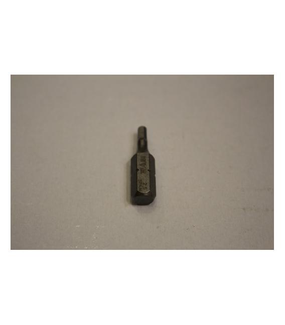 PUNTA ATORN HEXAGONAL2,5 1 4''-25MM NV12