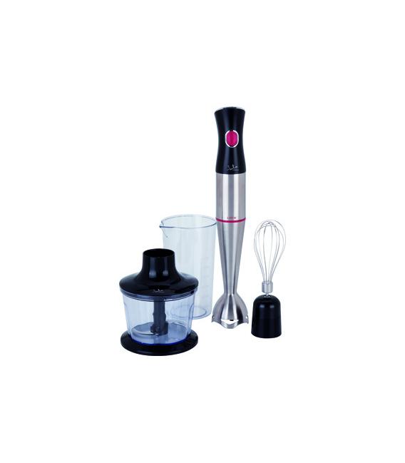 Batidora de cocina de mano 1000W con accesorios. JATA