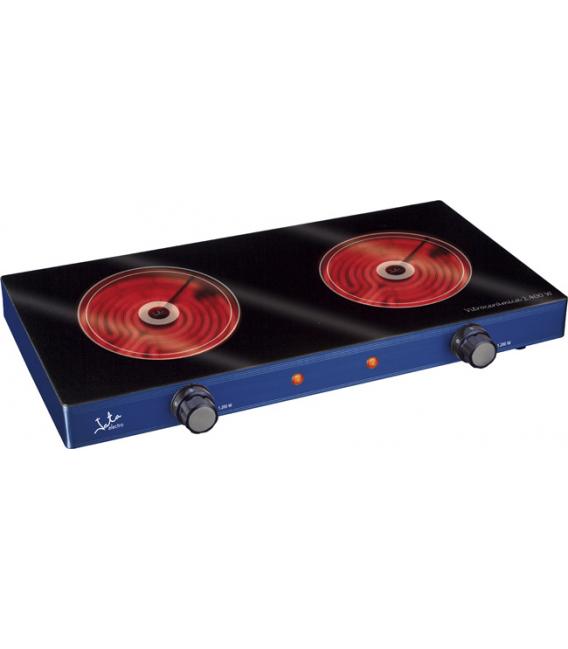 Cocina eléctrica vitro 2400W JATA v142