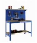 Banco de trabajo Kit Simonwork BT3 1200 Azul/Madera. SIMONRACK