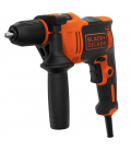 Taladro percutor 710W. BLACK+DECKER