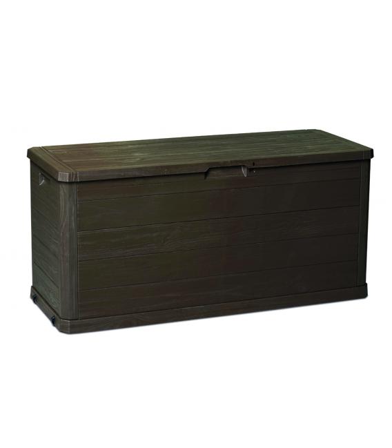 Arcón ordenación exterior 117x45x56cm NATUUR Woody 280