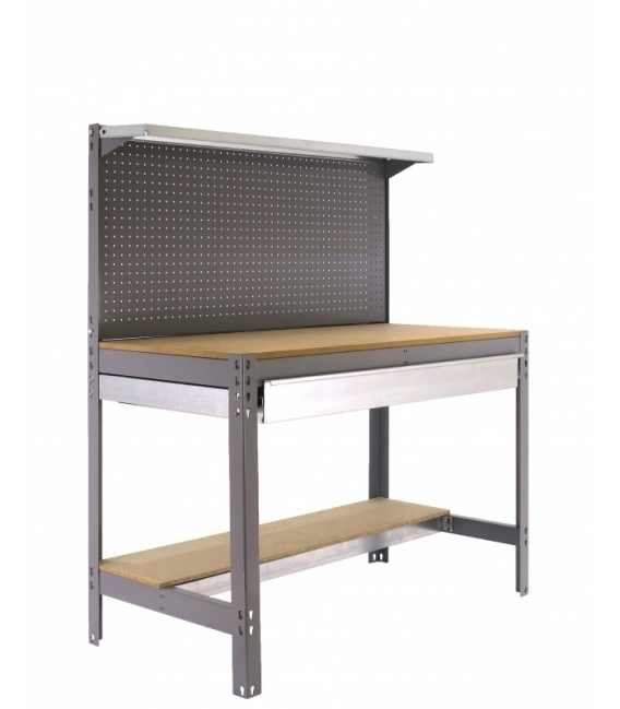 Banco de trabajo KIT SIMONWORK BT3 BOX 900 GRIS/MADERA
