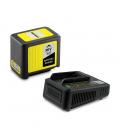 Cargador batería + Batería 2,5AH 36V KÄRCHER