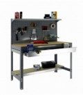 Banco de trabajo KIT SIMONWORK BT3 BOX 1500 GRIS/MADERA