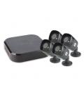 Sistema 44 cámaras disco duro 1TB YALE