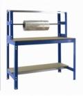 Banco de trabajo Kit Simonwork BT4 1200 Azul/Madera. SIMONRACK