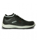 Zapato seguridad T47 Legend Piel Negro. SPARCO