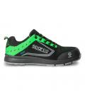 Zapato seguridad Talla 38 SPARCO Cup Verde