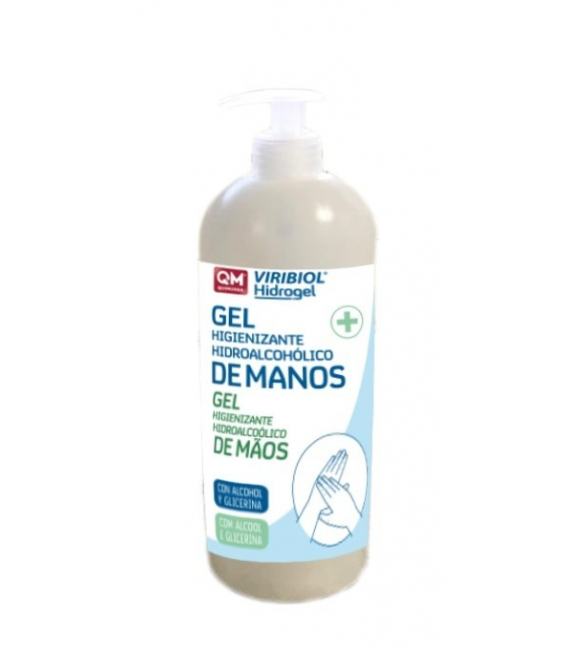 Gel desinfectante hidroalcoholico 1LT