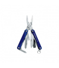 Alicate multiusos 7 en 1 LEATHERMAN Squirt PS4 Azul